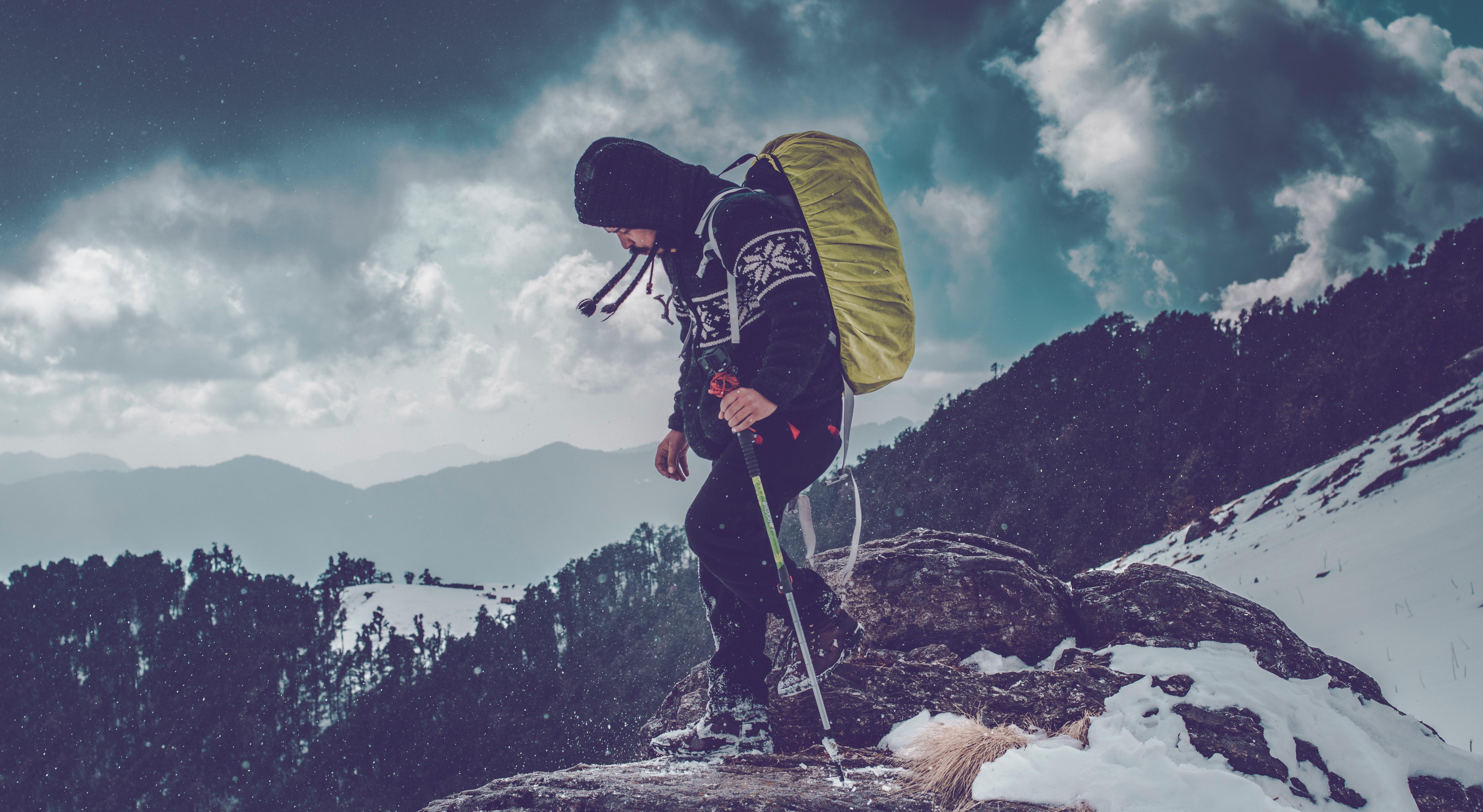 Hike&Fly: Wandern mit Gleitflugausrüstung